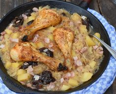 frekvenci Paella, Food And Drink, Pork, Chicken, Meat, Ethnic Recipes, Fitness, Pork Roulade, Pigs