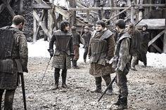 Games of Thrones serie jon-sam
