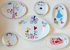 Ninainvorm ceramics...