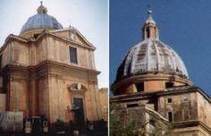 Gian Lorenzo Bernini. Iglesia de Santo Tomás de Villanueva, Castelgandolfo
