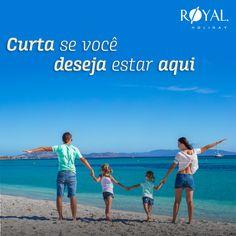 #viagem #royalholiday