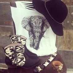 absolutely LOVE this bohemian style!
