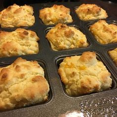1½ Cups Almond Flour ¼ Teaspoons Salt 1 Tablespoon Baking Powder 2 Eggs ⅓ Cups Sour Cream 4 Tablespoons Butter (melted) ⅓ Cups Shredded Cheese (optional) ½ Teaspoons Garlic Powder