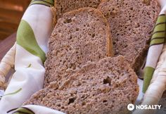 Top 15, Canapes, How To Make Bread, Bread Recipes, Banana Bread, Healthy Snacks, Bakery, Food And Drink, Gluten Free