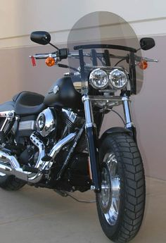 Harley-Davidson Fat Bob Windshield