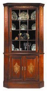 Milford Corner Cabinet