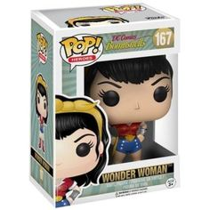 Wonder Woman DC Bombshells Vinyl Figure 167 Figurine de collection Standard