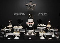 """Photo 1 of 22: CHANEL inspired / Birthday """"MY CHANEL THEMED 40TH BIRTHDAY"""" 