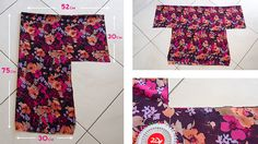 Chocodisco, Voyages et DIY...: DIY Couture : Passion Kimono à fleurs