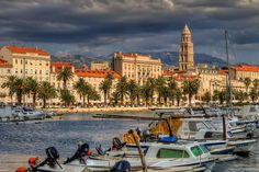 Travelling around Dalmatia... #Split