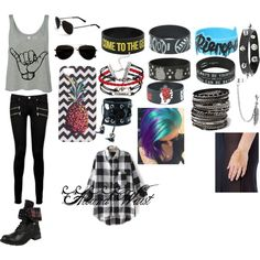 C.J. twitcam by whileyourereadingimeatingpizza on Polyvore featuring Paige Denim, GE, Amrita Singh, Funk Plus, Bling Jewelry and Calvin Klein