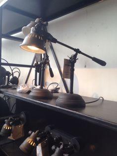 Lamp, Loods 5