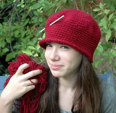 Crochet Hat Patterns, Crochet Hat  .