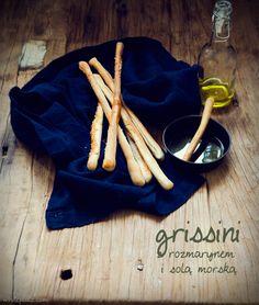 Grissini – White Plate