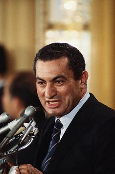 President Of Egypt, Hosni Mubarak, Stock Pictures, Stock Photos, Egyptian Beauty, Old Egypt, Islamic Images, Modern History, Cairo