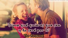 Frases de cine y de cineastas: The Notebook