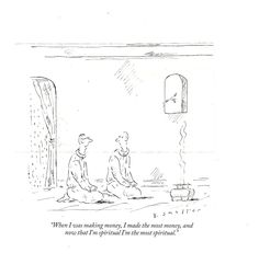 New Yorker Buddhist Cartoons - Google Search