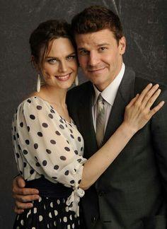 #Bones - Booth & Brennan