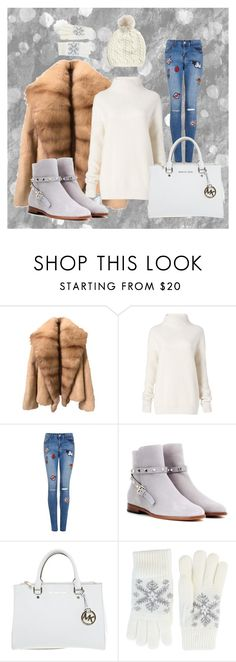 """""""Sportive con classe - Casual with style"""" by valentina1976 on Polyvore featuring moda, Diane Von Furstenberg, Valentino, Michael Kors, Fits e neve"""