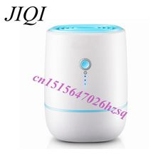 Portable Mini Semiconductor Dehumidifier Desiccant Moisture Absorbing Air Dryer Thermo-electric Cooling for Wardrobe
