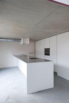 Loftcomplex in Mechelen | Kove Interieurarchitecten Sint-Niklaas