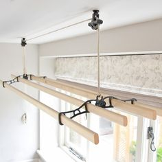 Buy online now the Cast In Style Kitchen Maid Clothes Airer Drying Rack Laundry, Clothes Drying Racks, Kitchen Drying Rack, Clothes Dryer, Utility Cupboard, Airing Cupboard, Utility Room Designs, Window Furniture, Pipe Furniture