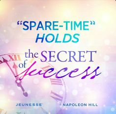 Spare-Time Holds the Secret of Success ~Napoleon Hill Secret To Success, The Secret, Trauma, Quotable Quotes, Motivational Quotes, Positive Quotes For Life Happiness, Challenge, Medical, Napoleon Hill