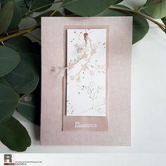 ... auf das Schleierkraut-Papier. In Rosa oder auch in dezentem Grünpasst es perfekt zu Hochzeiten & Co. Natürlich auch zu Konfirmationenoder einfach zu allem anderen ;) Zutaten:SchleierkrautpapierSt