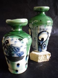 just some small tokuri ( sake bottles ) | Aaron Scythe Blog