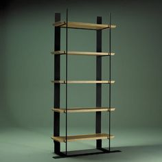 Metal & Wood Shelf Editions Ecart International