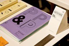 Print, Pencil & Paper by Sofie Platou, via Behance