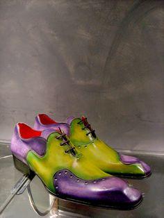 """Last realisation on the """"Mercurio"""" caldara last... http://paulus-bolten-shoe-boudoir.blogspot.fr/2014/08/et-une-autre-sur-last-caldara-le.html"""