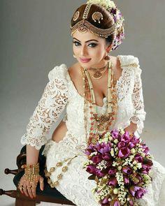 Gold plated Wedding Combo Ladies Fashion Jewelry Full Bridal Set in Red Bridal Sari, Saree Wedding, Wedding Wear, Wedding Attire, Bridal Dresses, Wedding Bride, Beautiful Indian Actress, Beautiful Bride, Bridal Looks