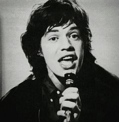 mick jagger the rolling stones image
