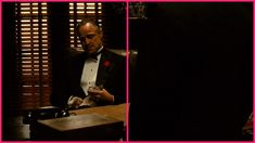 Godfather by DP Gordon Willis
