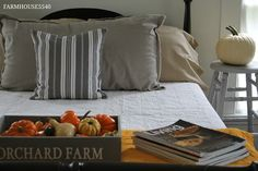 FARMHOUSE 5540: Let The Autumn Decorating Begin!