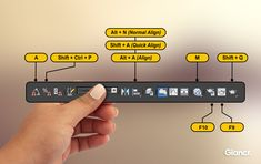 main toolbar shortcuts 3ds max