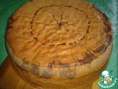 Бисквит-легко - кулинарный рецепт