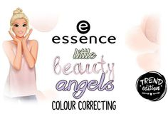 Pretty Kitty ❤ : Essence Little Beauty Angels Colour Correcting col...