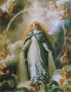 Our Lady of the Miraculous Medal  Catherine Laboure (Paris France)