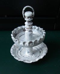 Beer bottle caps - make a fountain for 40k?