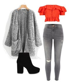 christmas by laura-camila-chaves on Polyvore featuring polyvore moda style Boohoo River Island ALDO fashion clothing
