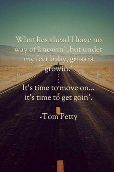 true words, Tom Petty