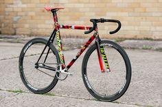 Stanridge Speed track bike