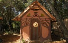 At some point in your lives, you've probably dreamt about living in a gingerbread house – and now yo... - Airbnb