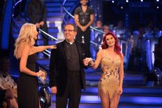 Reverend Richard Coles back at work at St. Mary's Church after he was paired with Dianne Buswell during Strictly Come Dancing launch show Strictly Come Dancing 2017, Strictly Dancers, Dream Meanings, Partner Dance, Bbc One, Sky News, Back To Work, About Uk, Meant To Be