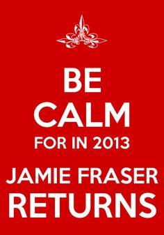 Outlander Series by Diana Gabaldon - jamie Fraser