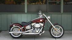 Harley Davidson Rocker