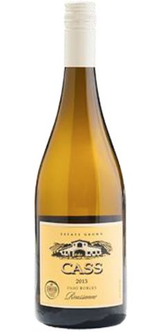 Sustainable Wine: 2013 Cass Winery Roussanne
