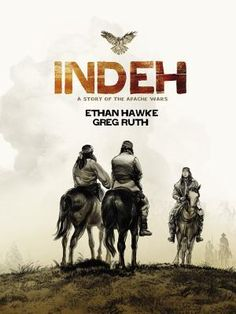 Indeh by Ethan Hawke (2016). Hawke tells the story of the Apache Wars from the point of view of the Native American tribes. The story is well-written, moments that fill-in the emotional spectrum from tragedy to glory but, ultimately, the visuals grab the spotlight. The art is beautiful while simultaneously capturing the gritty and visceral reality of war. - -Nick, September 2017